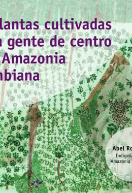 The plants cultivated by the people from the center in the Colombian Amazon