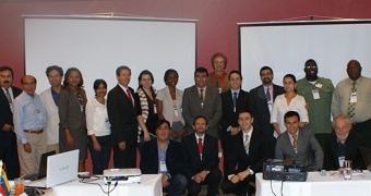 Regional Expert Workshop explores forest financing in the Amazon region