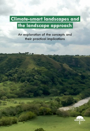 Climate-smart landscapes and the landscape approach – An exploration of the concepts and their practical implications