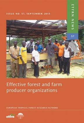 ETFRN News 57: Effective forest and farm producer organizations