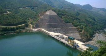 Hydropower development and rewarding plantation in Viet Nam