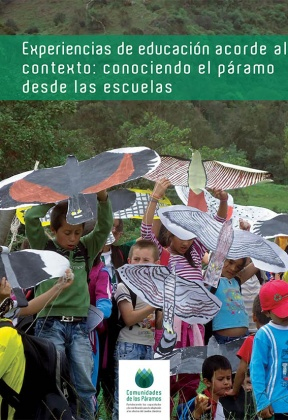 Experiences of education according to the context: understanding the páramo from the schools