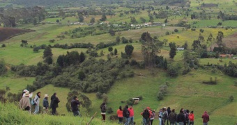 Communities in the páramos: local knowledge and capacities for the management of strategic ecosystems