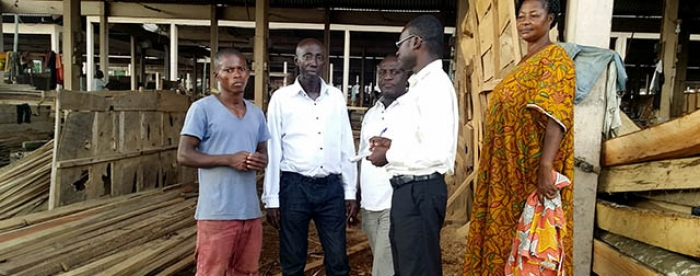 Artisanal millers implore Ghana government for timber concessions to supply legal lumber to domestic market