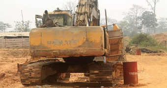 Civil Society Organisations decry the mining of Tano Offin Forest Reserve in Ghana