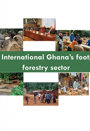 Tropenbos International Ghana's footprint in the forestry sector