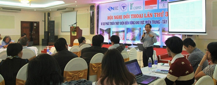 Hydropower Plant Development in Viet Nam's Central Zone and Central Highlands: a Trade-off