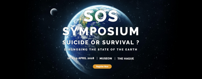 SOS Symposium: suicide or survival? Diagnosing the State of the Earth