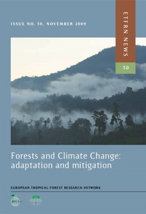 Forests and Climate Change: adaptation and mitigation
