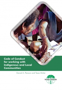 Code of Conduct for working with Indigenous and Local Communities
