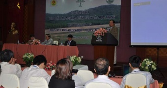 Workshop to assess the policy and practice of Forest Land Allocation held in Ha Noi