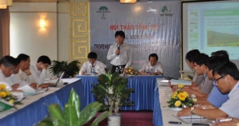 TBI Viet Nam holds a  successful final phase two workshop