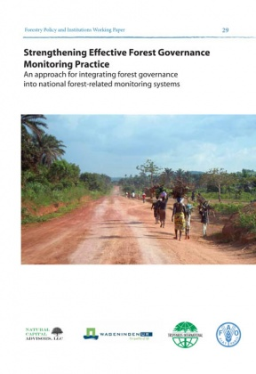 Strengthening Effective Forest Governance. An approach for integrating forest governance into national forest-related monitoring systems