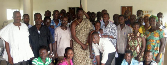 Maiden District Forest Forum Established in Kumawu