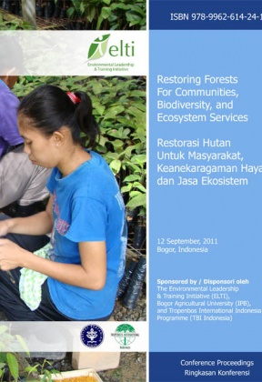 Restoring Forests For Communities, Biodiversity, and Ecosystem Services