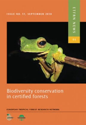 Biodiversity conservation in certified forests