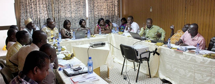 Harmonisation of stakeholder processes in Ghana - Tropenbos