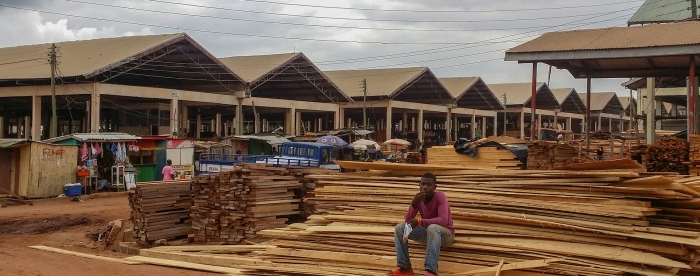Artisanal millers in Ghana are granted small-scale timber rights