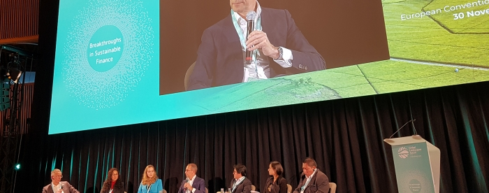 Innovating Finance to Overcome Current Barriers Towards Sustainable Landscapes - GLF Luxembourg 2019