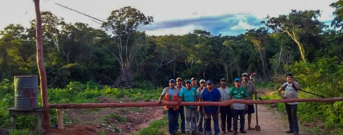 COVID-19 has Indigenous communities in Colombia and Bolivia relying on their own food production