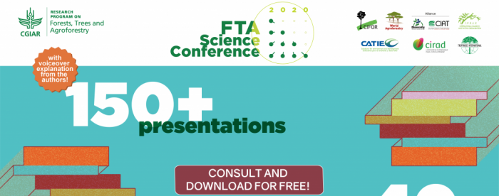 "FTA 2020 science conference ""Forest, trees and agroforestry science for transformational change"""